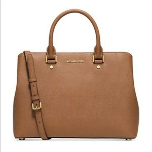 ⭐️ Michael Kors Savannah Satchel 👜